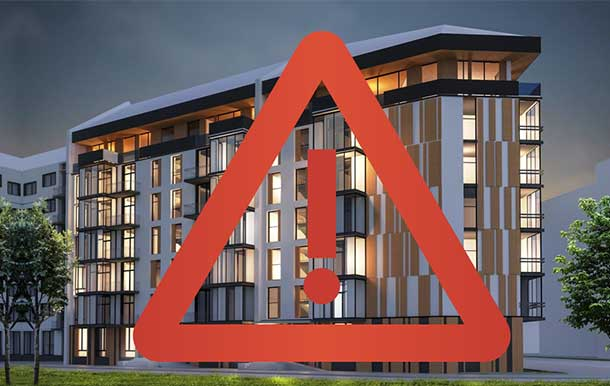 нарушение строительных норм