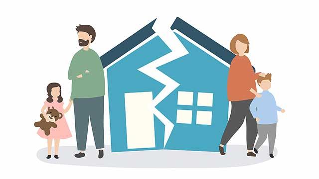 раздел имущества семья